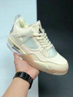 Perfect OFF White x Air Jordan 4 GS