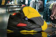Air Jordan 5 shoes AAA (68)