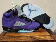 "Perfect Air Jordan 5 ""Alternate Grape"" GS"