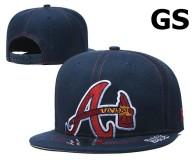 MLB Atlanta Braves Snapback Hat (93)