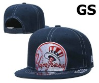 MLB New York Yankees Snapback Hat (611)