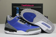 "Authentic Ai Jordan 3 ""Varsity Royal"""