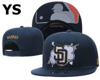 MLB San Diego Padres Snapback Hat (16)