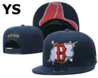 MLB Boston Red Sox Snapback Hats (139)