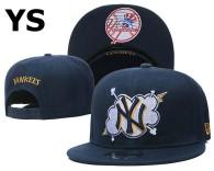 MLB New York Yankees Snapback Hat (612)