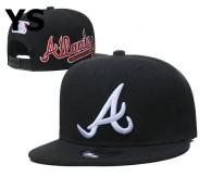 MLB Atlanta Braves Snapback Hat (94)