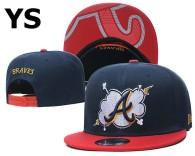 MLB Atlanta Braves Snapback Hat (95)