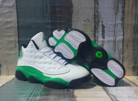 Perfect Air Jordan 13 Green/White