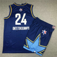 NBA All-Star #24 Suit-Blue