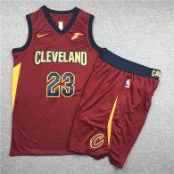 Cleveland Cavaliers #23 James Suit