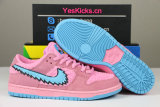 "Authentic Grateful Dead x Nike SB Dunk Low ""Pink Bear"""