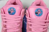 "Authentic Grateful Dead x Nike SB Dunk Low ""Pink Bear"""