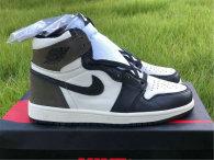 "Authentic Air Jordan 1 High OG ""Dark Mocha"" GS"