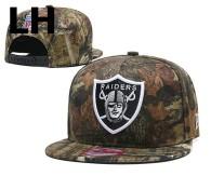 NFL Oakland Raiders Snapback Hat (507)