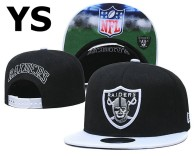 NFL Oakland Raiders Snapback Hat (505)