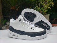 Perfect Fragment x Air Jordan 3 White/Black-White