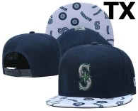 MLB Seattle Mariners Snapback Hat (11)