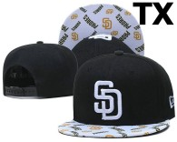 MLB San Diego Padres Snapback Hat (17)