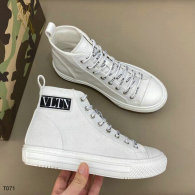 Valentino High Top Shoes (1)