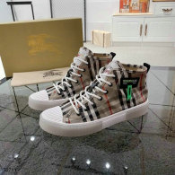 Burberry High Top Shoes (6)