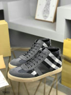 Burberry High Top Shoes (7)