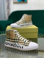 Burberry High Top Shoes (4)