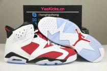 """Authentic Air Jordan 6 """"Carmine"""""""