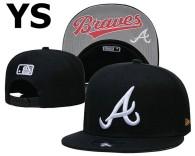 MLB Atlanta Braves Snapback Hat (97)