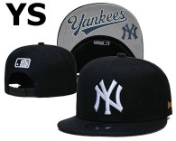 MLB New York Yankees Snapback Hat (630)