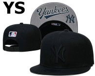 MLB New York Yankees Snapback Hat (631)