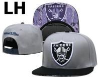 NFL Oakland Raiders Snapback Hat (519)