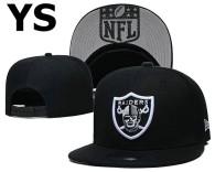 NFL Oakland Raiders Snapback Hat (518)