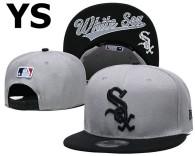 MLB Chicago White Sox Snapback Hat (139)