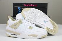 """Authentic Air Jordan 4 """"Linen"""""""