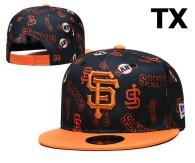 MLB San Francisco Giants Snapback Hat (120)