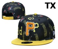MLB Pittsburgh Pirates Snapback Hat (63)