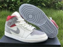 Authentic SNS x Air Jordan 1 Mid