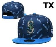 MLB Seattle Mariners Snapback Hat (12)