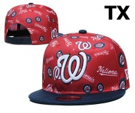 MLB Washington Nationals Snapback Hat (48)
