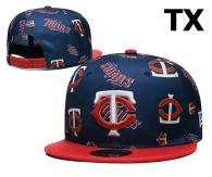 MLB Minnesota Twins Snapback Hat (23)