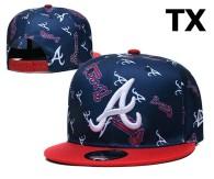 MLB Atlanta Braves Snapback Hat (98)