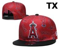 MLB Los Angeles Angels Snapback Hat (57)