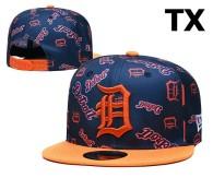 MLB Detroit Tigers Snapback Hat (52)