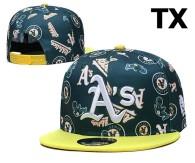 MLB Oakland Athletics Snapback Hat (45)