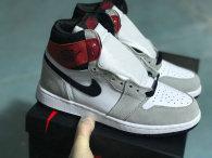 """Perfect Air Jordan 1 High OG """"Light Smoke Grey"""""""