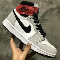"""Air Jordan 1 High OG """"Light Smoke Grey"""" AAA"""