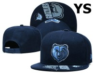 NBA Memphis Grizzlies Snapback Hat (40)