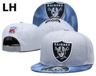 NFL Oakland Raiders Snapback Hat (522)