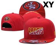 NFL San Francisco 49ers Snapback Hat (500)