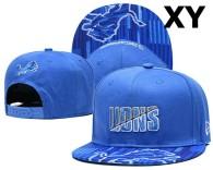 NFL Detroit Lions Snapback Hat (77)